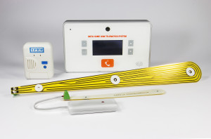 1PRO vuoto- ja kosteushälytin keskusyksikkö+ sensorit  ja langaton META HOME GSM keskuslaite tekstillä