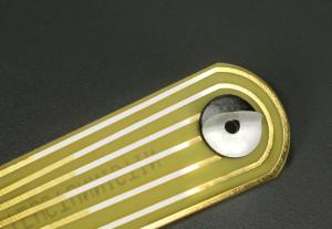 1PRO vuoto- ja kosteushälytin sensorin kiinnitystarra
