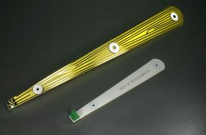 1PRO vuoto- ja kosteushälytin sensorit pieni ja iso
