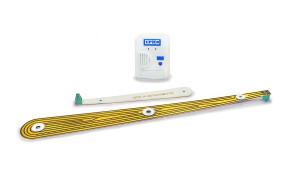 1PRO vuoto- ja kosteushälytin pääkuva kahdella sensorilla